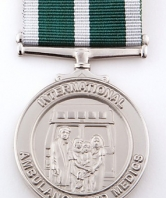 International Ambulance and Medics Medal