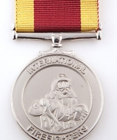 International Firefighters Medal